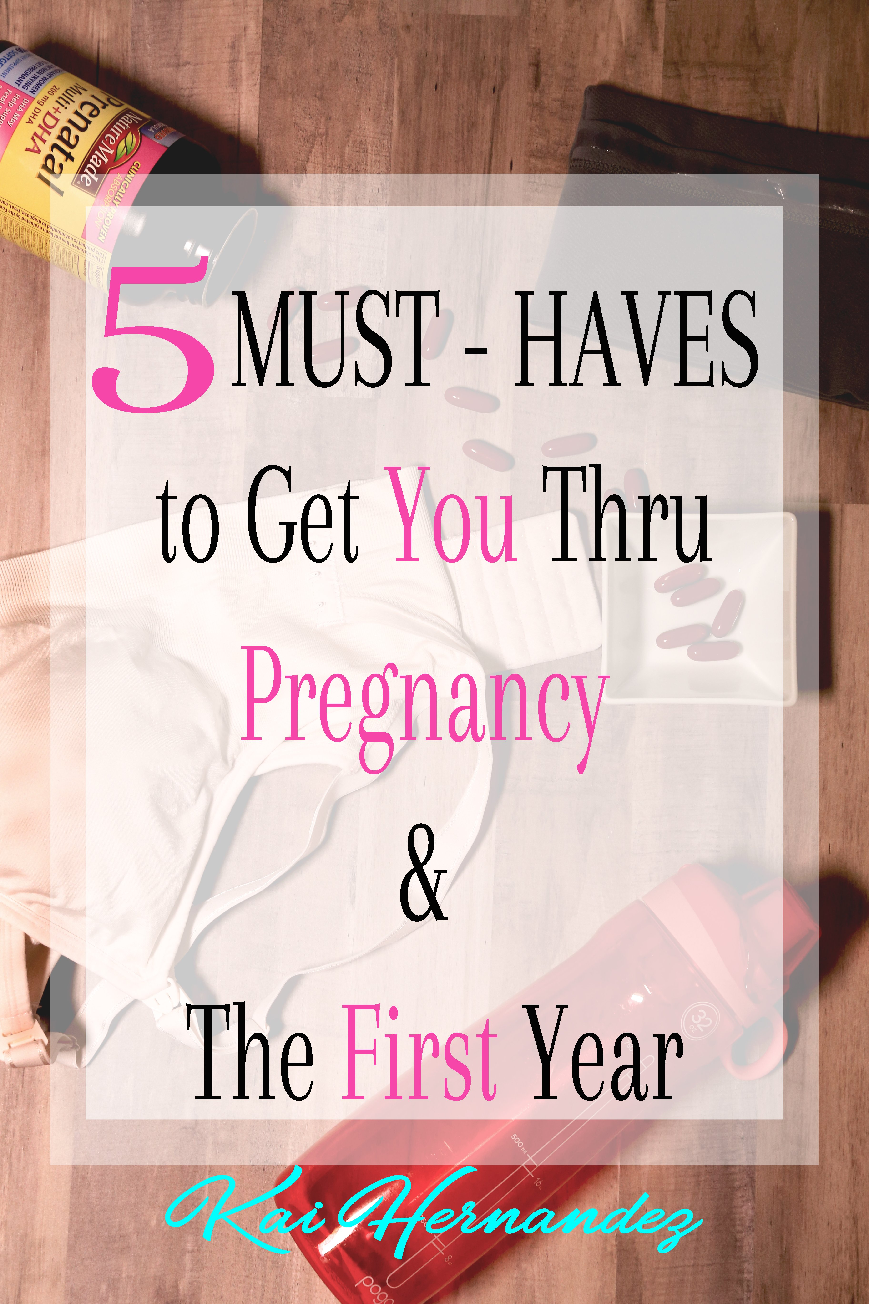 Pregnancy Must Haves | Multi Use Baby Gear | best Breastfeeding Items